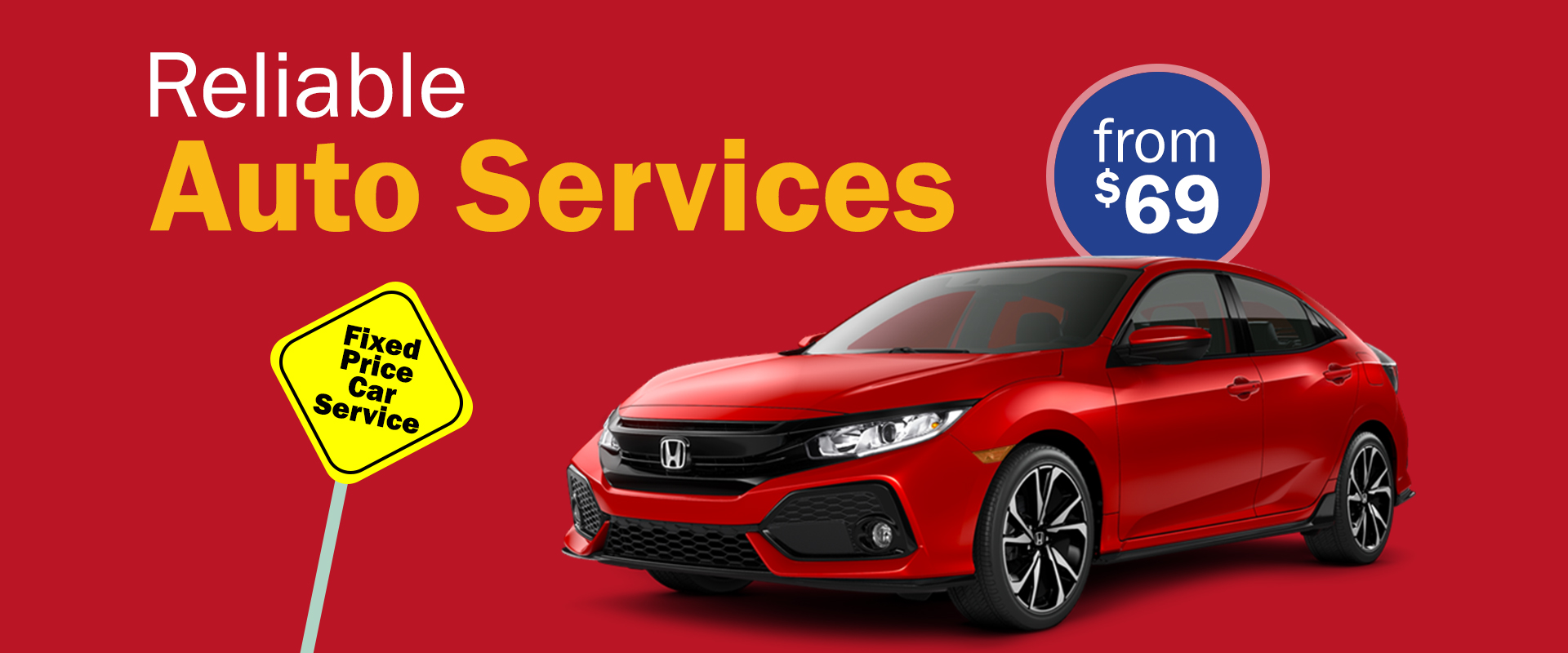 Reliable auto services